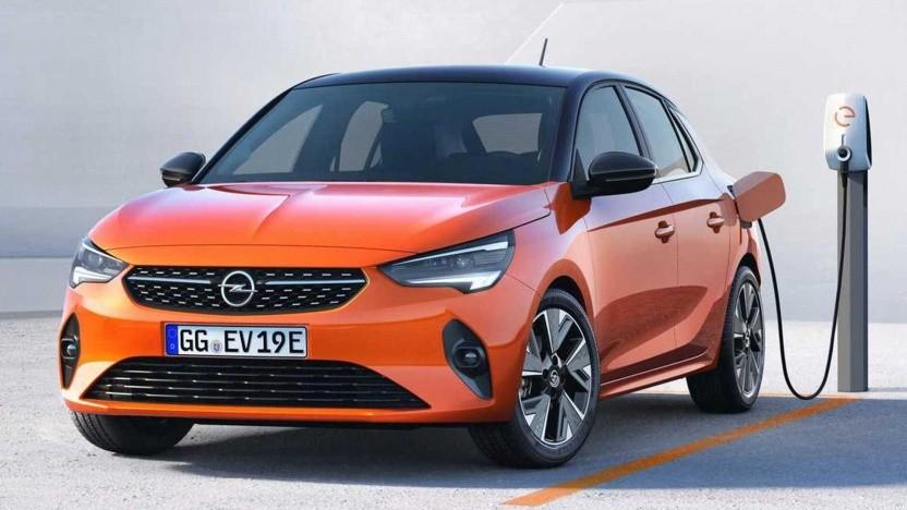 Produktionsstopp nach wenigen Wochen beim Opel Corsa-e