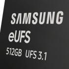 Universal Flash Storage: Samsungs Smartphone-Speicher schreibt schnell