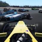Autorennen: Rennsportler fahren im Homeoffice