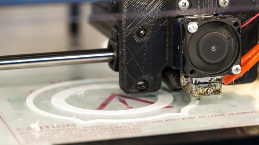 3D-Drucker haben bereits bei der Herstellung von Teilen für medizinische Ausrüstung geholfen.