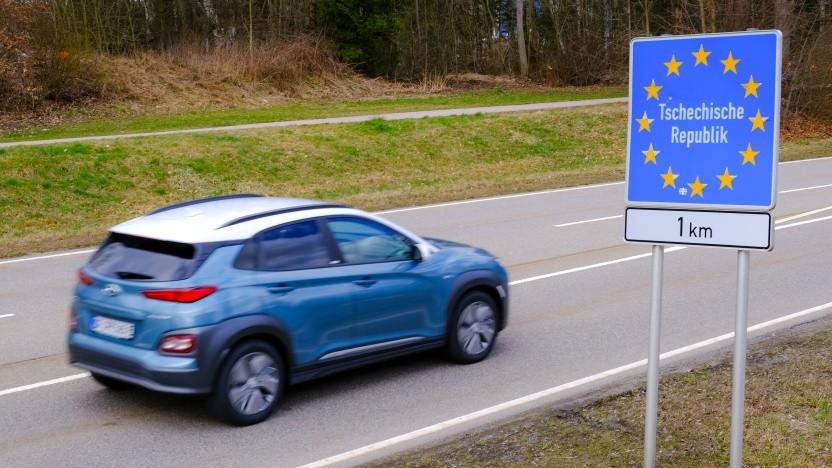 Künftig kommt er auch aus der Tschechischen Republik: Hyundais Kona Elektro.