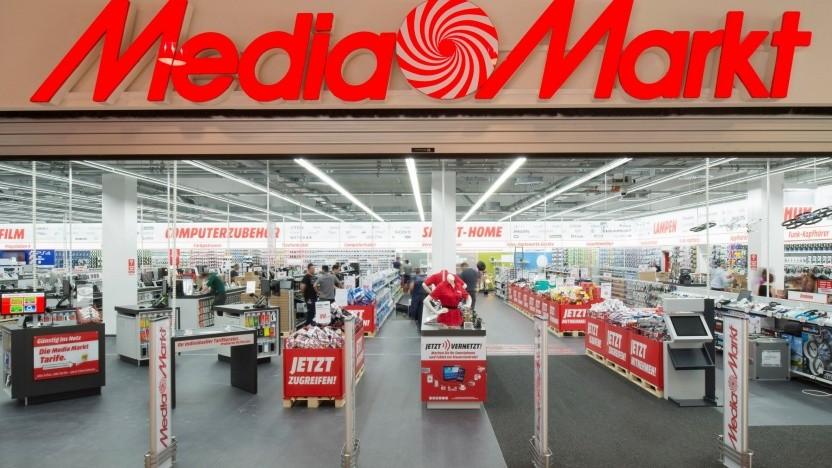 Bis auf weiteres geschlossen: Filialen von Media Markt und vielen anderen Elektronikhändlern