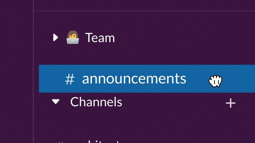 Slack überarbeitet die Benutzeroberfläche der Plattform.
