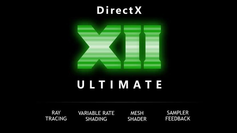 DirectX 12 Ultimate ist ein Überbegriff für mehrere Hardware-Funktionen.