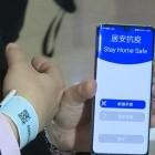 Elektronische Fessel: Hongkong überwacht Corona-Quarantäne mit Armbändern