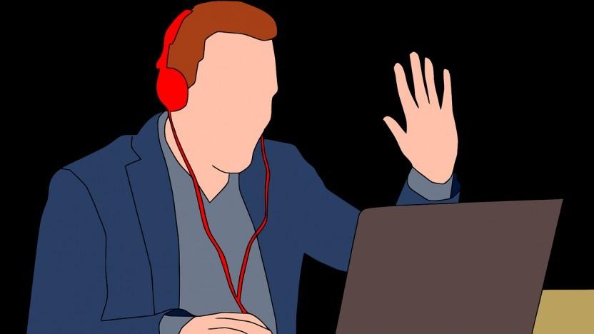 Bei Teams-Konferenzen können Nutzer künftig auch virtuell die Hand heben.