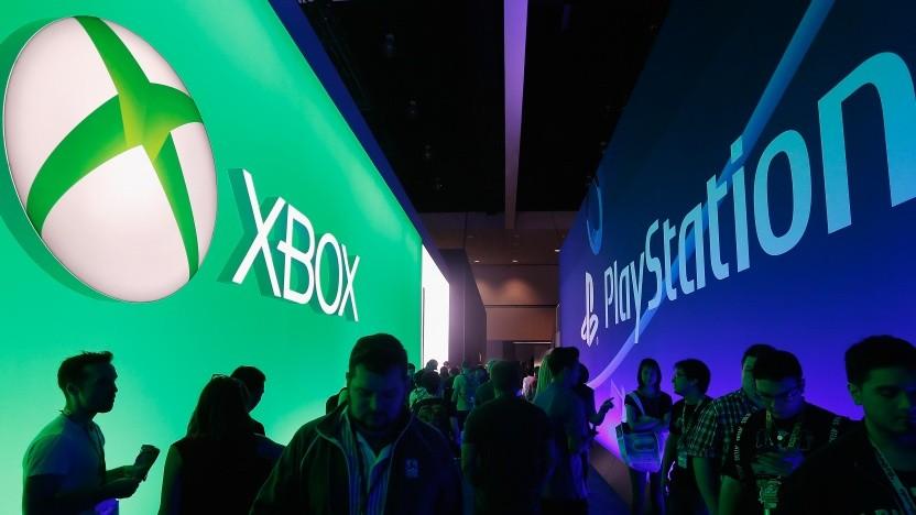 Xbox und Playstation auf der E3 2015