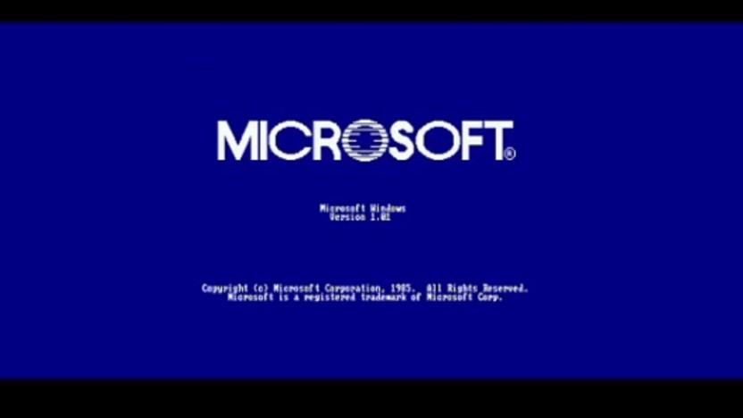 Windows hat sich in den vielen Jahren ziemlich entwickelt.