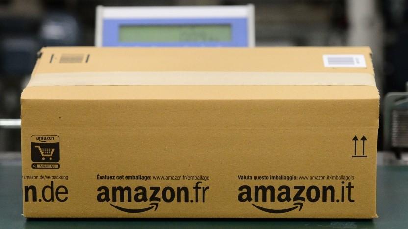 Bestellbeschränkungen bei Amazon in Frankreich und Italien