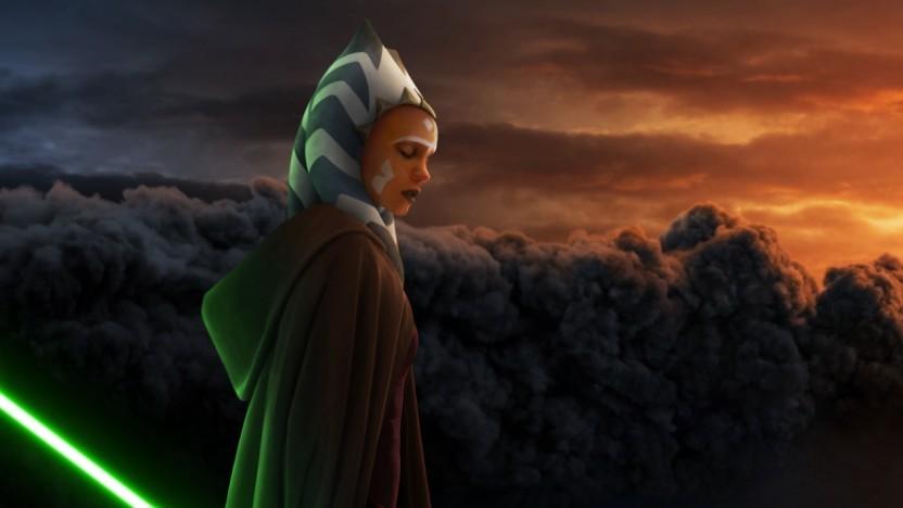 Ahsoka Tano war einst die Schülerin von Anakin Skywalker