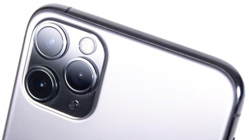 Beim iPhone 11 Pro Max besteht noch eine gelockerte Kaufbeschränkung.