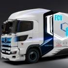 Mirai-Antrieb: Toyota und Hino entwickeln Brennstoffzellen-Lkw