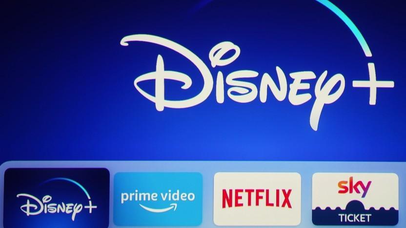 Disney+ startet in Deutschland.