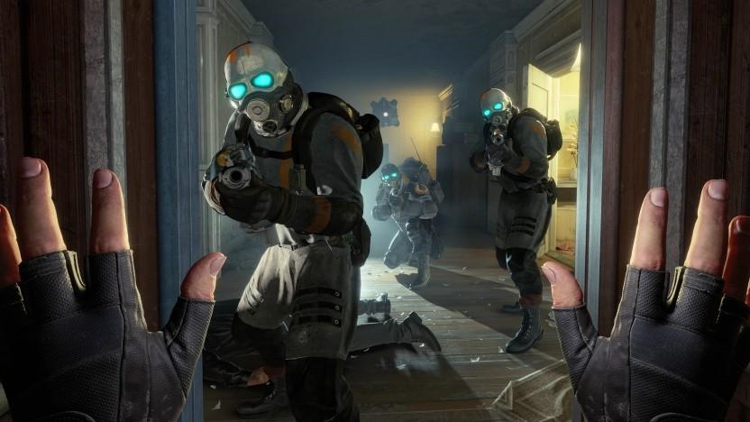 Artwork von Half-Life Alyx