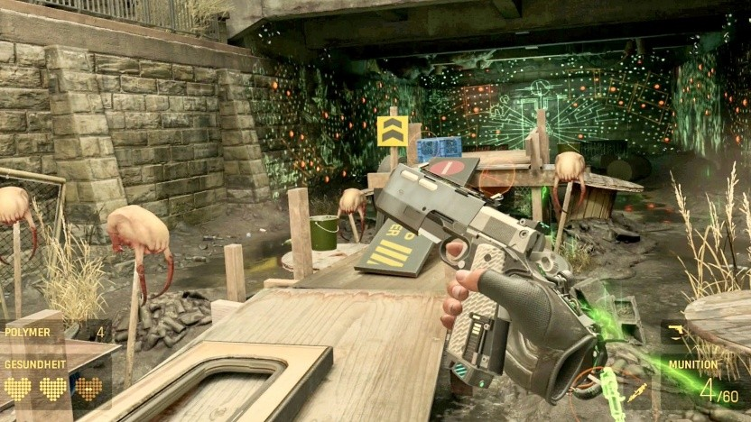 Szene aus Half-Life Alyx