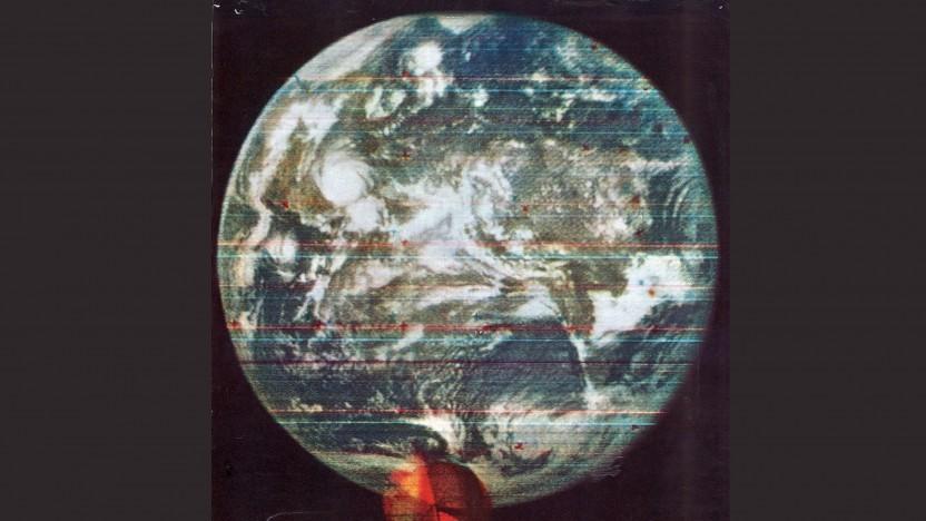 1967 wurde das erste Farbbild der Erde gemacht. Der Satellit flog mit LES-5 mit.