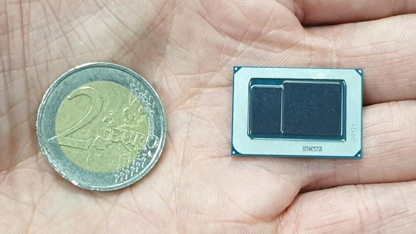 Das bisherige ICL-Y-Type-4-Package mit Metallrahmen