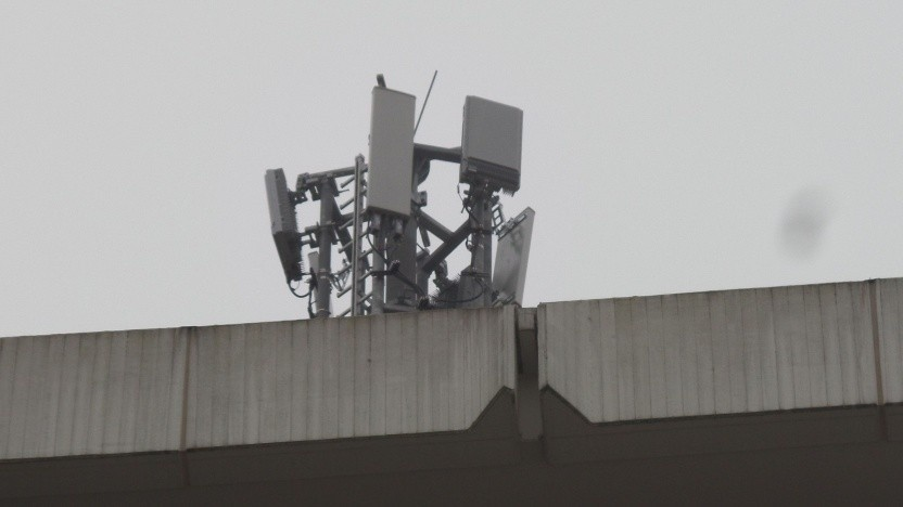 Erste 5G-Antenne von 1&1 Drillisch