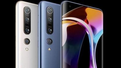 Xiaomi: Mi 10 Pro kostet ab 1.000 Euro - Golem.de