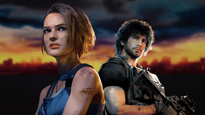 Artwork von Resident Evil 3