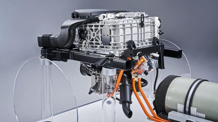 Brennstoffzellensystem von BMW: Kooperation mit Toyota