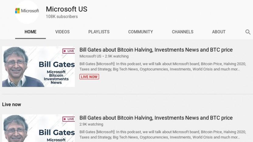 Aus media.cccc.de wurde Microsoft US.