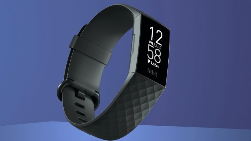 Artwork der Fitbit Charge 4