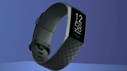 Smartwatch: Fitbit kündigt Charge 4 mit GPS und Sieben-Tage-Akku an - Golem.de