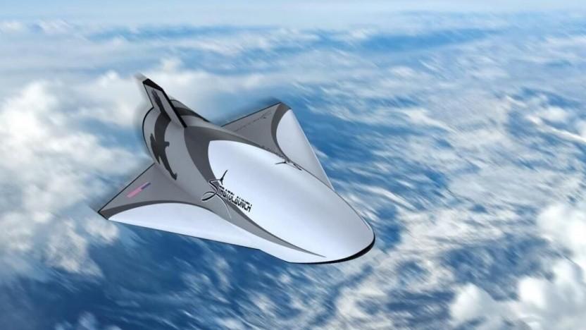 Hyperschallflieger Talon-A: Start vom Stratolaunch Carrier oder aus eigener Kraft