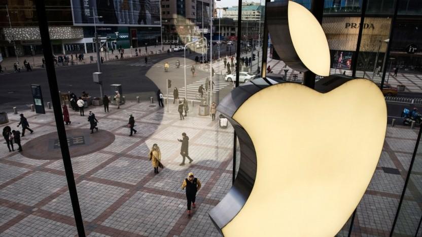 Apple kauft Wetter-App Dark Sky