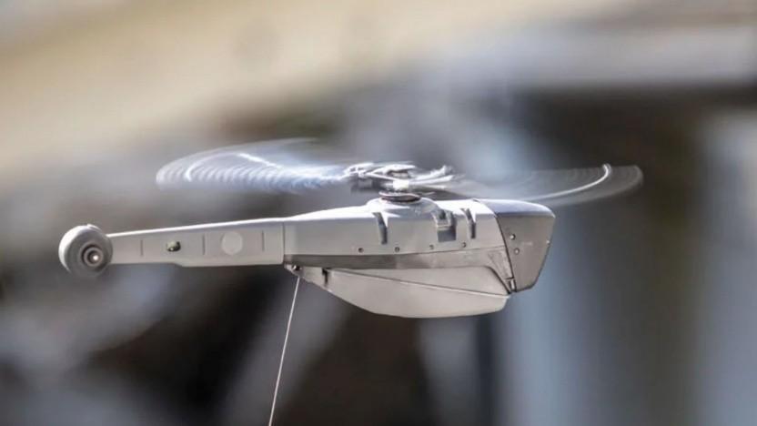 Minidrohne Black Hornet: für 200.000 Euro Technik gegen organisierte Kriminelle