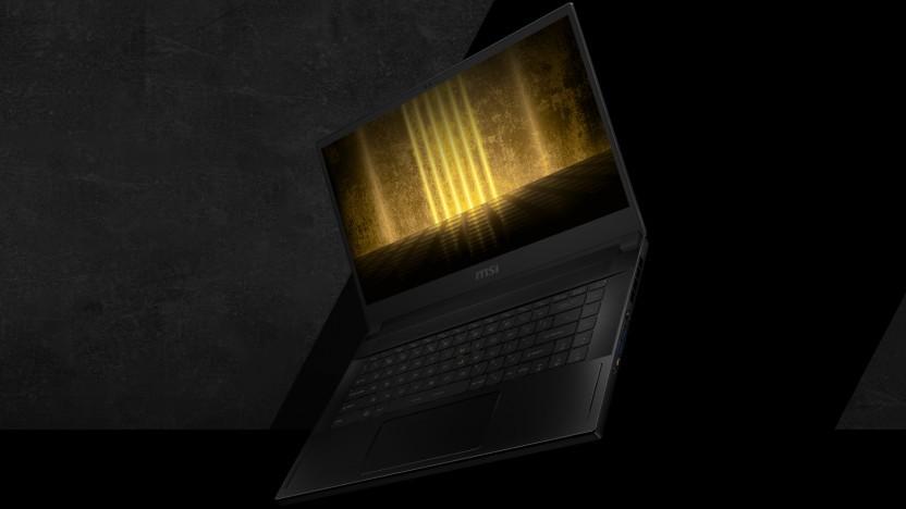 Das GS66 Stealth sieht nicht unbedingt aus wie ein Gaming-Notebook.