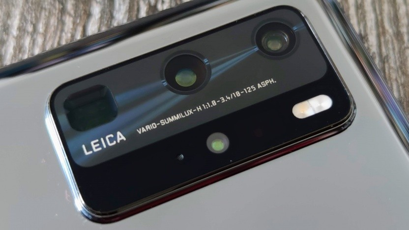 Das Kameramodul des P40 Pro