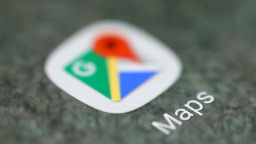 Daten von Google Maps sollen im Kampf gegen Covid-19 helfen.