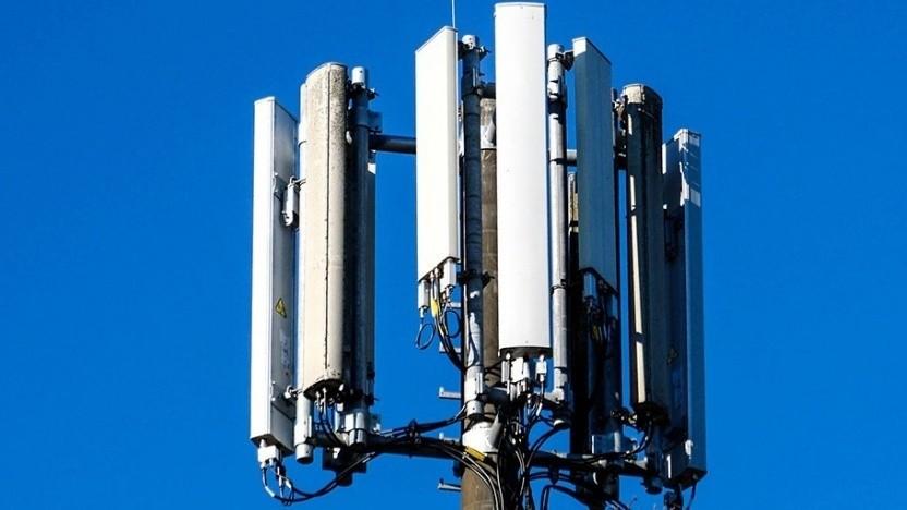 LTE-Antennen der Telekom