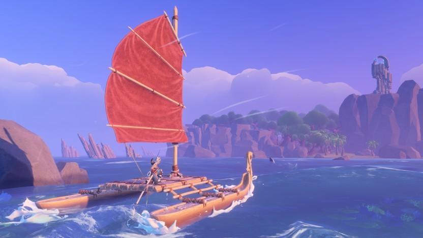 Artwork von Windbound: Brave the Storm