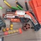 Golem.de-Hobbys fürs Social Distancing: Nerf-Gun-Basteleien erfreuen auch große Kinder