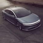 Elektroauto: Lucid Air hat eine größere Reichweite als Teslas Model S