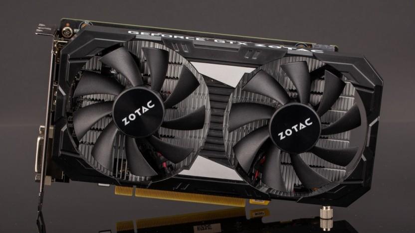 Geforce GTX 1650 G6 von Zotac
