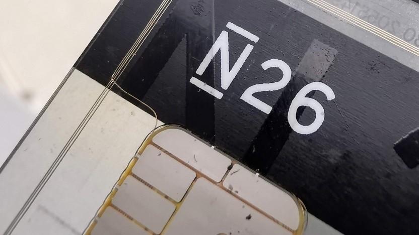 Bei N26 gibt es ab sofort nach Beatragung eines Kontos eine digitale Karte.