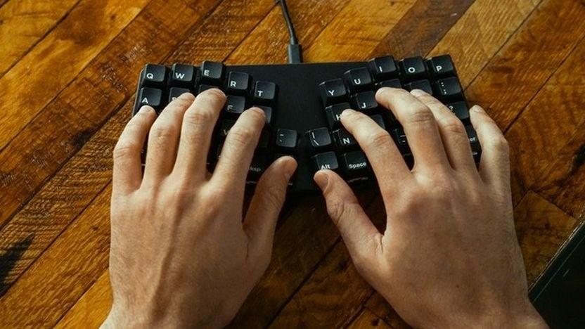 Die Keyboardio Atreus