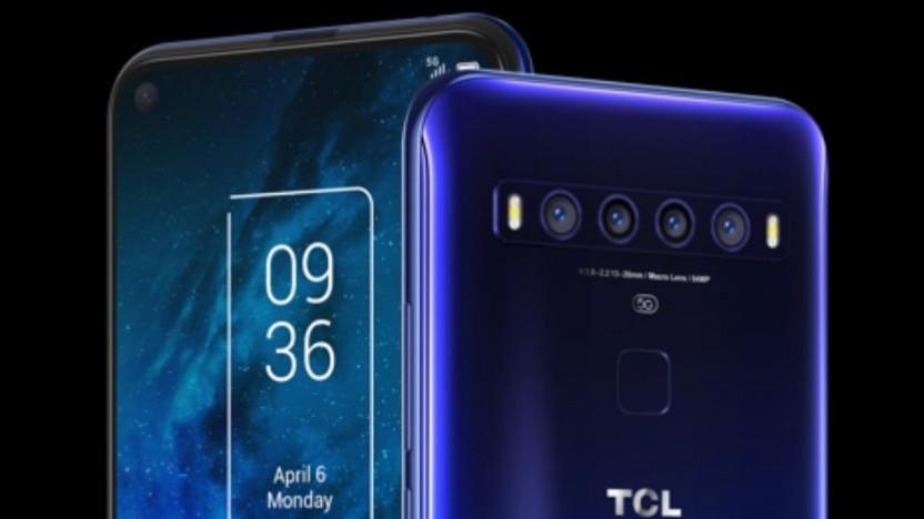 Das TCL 10 5G