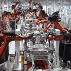 Autoproduktion: Tesla verbessert für Nachkrisenzeit Fertigung des Model Y