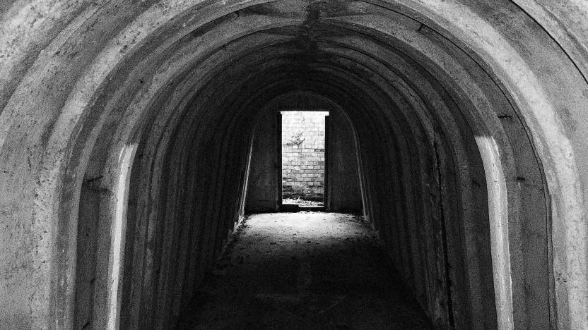 Ein Bunker (Symbolbild)