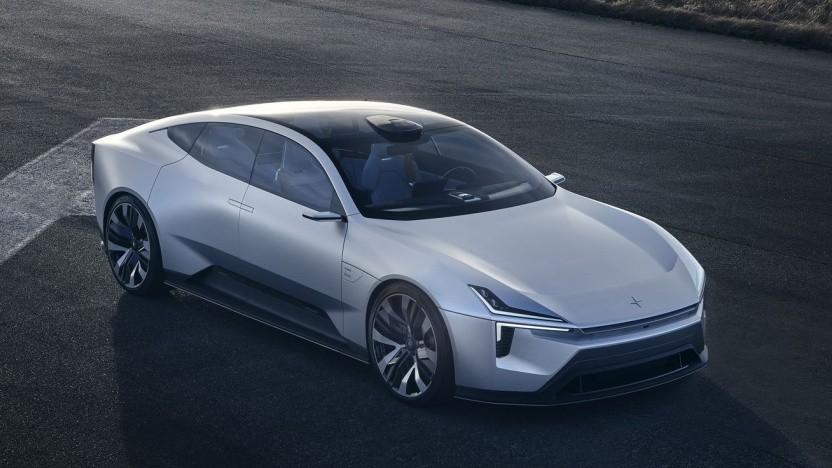 Polestar Precept: Volvos Blick in die Zukunft