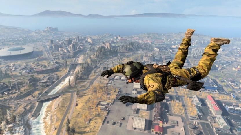 Artwork von Call of Duty: Warzone
