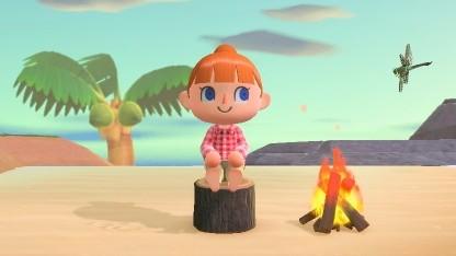 New Horizons: Animal Crossing wird politisch und vegan - Golem.de