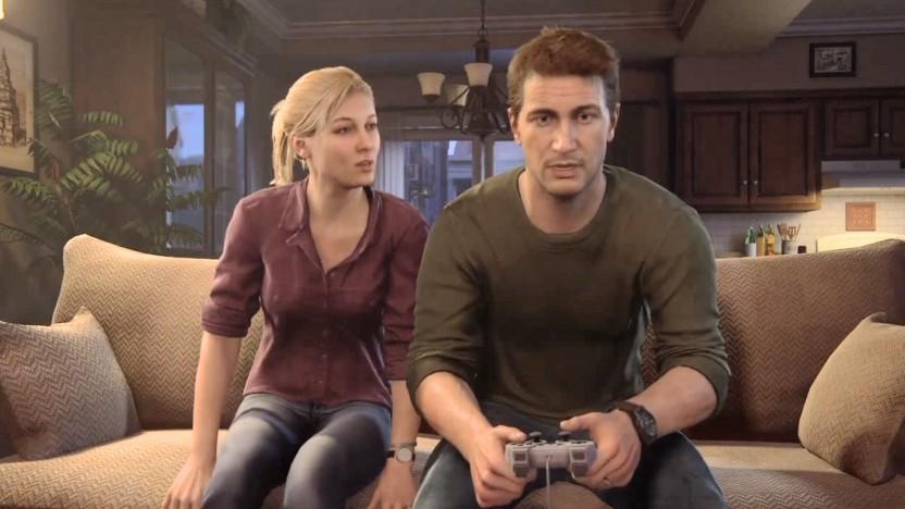 Szene aus Uncharted 4