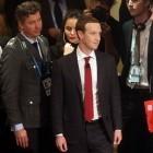 SEC: Zuckerbergs Personenschutz kostet Facebook Millionen Dollar