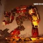 Schatten und Reflexionen: Raytracing macht Mechwarrior 5 realistischer